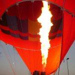 vuurballon